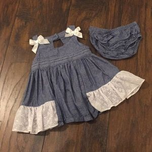 Bonnie Baby 2 Piece Outfit